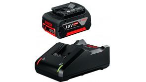 Набір акумулятор Bosch GBA 18V 4.0Ah з ЗП GAL 18V-40