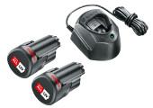Стартовий набір Bosch 2 акб 12V 1,5 Ah з з/п GAL 1210 CV
