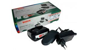 Акумулятор Bosch PBA 18V 2,5 Ah з з/п AL 1810 CV