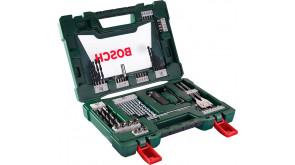 Набір свердел та біт Bosch V-Line, 68 шт
