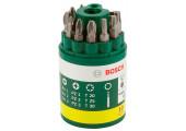 Набір біт Bosch 9 шт + універсальний тримач