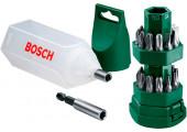 Набір біт Bosch, 24 шт + магнітний тримач
