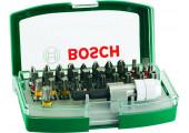 Набір біт Bosch, 32 шт + магнітний тримач