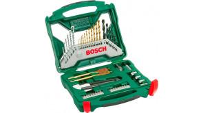 Набір насадок Bosch X-Line-Titanium, 50 шт