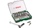 Набір біт Bosch, 27 шт + ключ-трещітка