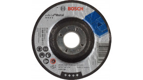 Круг зачисний Bosch Expert for Metal 115×6 мм