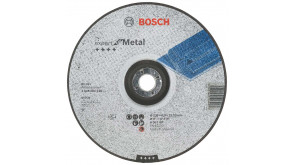 Круг зачисний Bosch Expert for Metal 230×6 мм