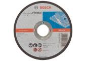 Круг відрізний Bosch Standard for Metal прямий 115×2,5 мм
