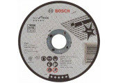 Круг відрізний Bosch Best for Inox прямий 125×2,5 мм