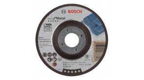 Круг зачисний Bosch Best for Metal 115×7 мм