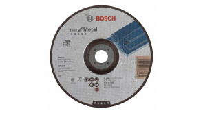 Круг зачисний Bosch Best for Metal 180×7 мм