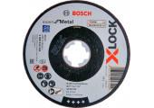 Круг відрізний Bosch X-Lock Expert for Metal, 125х1,6х22,23 мм