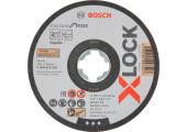 Круг відрізний Bosch X-Lock Standard for Inox, 125х1х22,23 мм