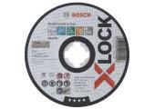 Круг відрізний Bosch X-Lock MultiMaterial, 125х1,6х22,23 мм