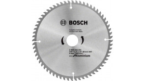 Пиляльний диск Bosch Eco for Aluminium 210x2,4x30-64T