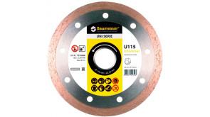 Алмазний круг Baumesser Universal 1A1R 115x1,4x8x22,23 мм