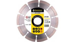 Алмазний круг Baumesser Universal 1A1RSS/C3 125x1,8/1,2x8x22,23-10-HIT