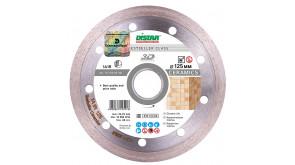 Алмазний диск Distar по кераміці 1A1R 125x1,5x8x22,23