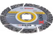 Алмазний диск Bosch X-Lock Best for Universal 125x22,23x2,4x12 мм
