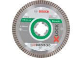 Алмазний диск Bosch X-Lock Best for Ceramic Extraclean Turbo 125x22,23x1,4x7 мм