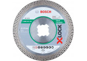 Алмазний диск Bosch X-Lock Best HardCeramic 125x22,23x1,6x10 мм