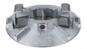 Затиск Bosch X-Lock для опорної тарілки