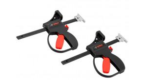 Струбцини Bosch FSN KZW для напрямних шин