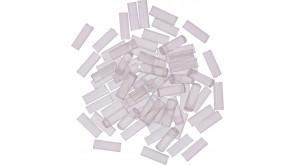 Клейові стрижні Bosch Gluey 7×20 мм прозорі, 70 шт