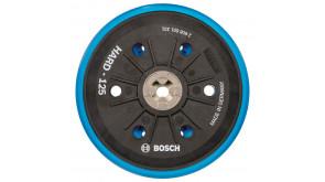 Шліфкруг універсальний Bosch жорсткий 125 мм