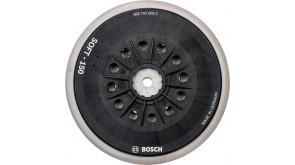 Шлифтарелка универсальная Bosch мягкая 150 мм