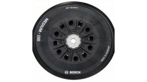 Шліфтарілка універсальна Bosch середня 150 мм