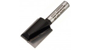 Фреза пазовая Bosch с двумя лезвиями, 8 мм, 20×25×56 мм