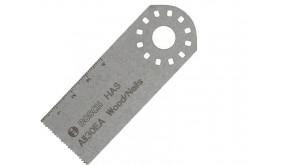 Занурювальне пиляльне полотно Bosch ALL 30 EA HSC, 40x30 мм