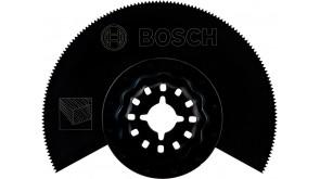 Сегментированное пильное полотно Bosch Starlock HCS Wood 85 мм
