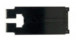 Пластина пластмасова до опорної підошві Bosch для лобзиків