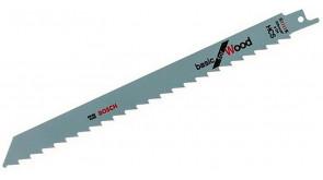Пиляльне полотно Bosch S 1111 K, 3 TPI, 228 мм, 2 шт