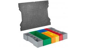 Комплект вкладок Bosch в L-Boxx 102 Professional, 13 шт