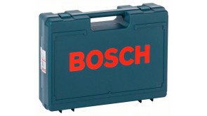 Чемодан Bosch для кутових шліфмашин GWS/PWS