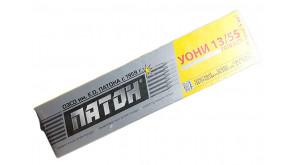 Електроди Патон УОНИ 13/55 Elite 7018, 3 мм, 5 кг
