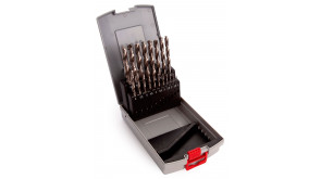 Набір свердел по металу HSS-G Bosch в ProBox, 19 шт