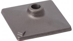 Трамбувальна пластина Bosch SDS-Max 150х150 мм
