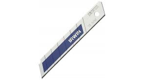 Леза біметалічні з сегментом, що відламується Irwin 18 мм, 5 шт