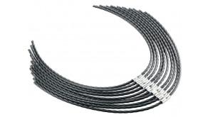 Леска для триммера Bosch AFS 23-37, 10 шт