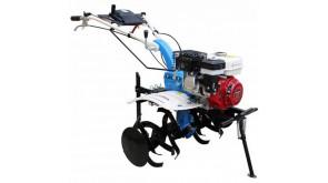 Мотокультиватор AGT 7580 CH270  із колесами, окучником, зчіпкою
