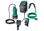 Акумуляторний насос Bosch GardenPump 18, без акб та з/п