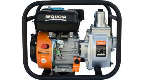 Мотопомпа для чистої води Sequoia SPP600
