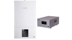 Газовий котел Bosch Gaz 2000 W WBN 2000-24C RN зі стабілізатором LVT АСН-250