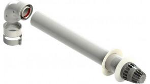 Комплект коаксіального димоходу Protherm 750 мм 60/100 мм, для котлів Рись, Ягуар