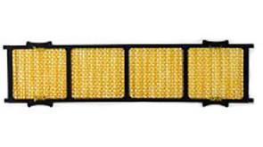 Фільтр повітряний для спліт-систем Midea, вітамін С (VITAMIN C)