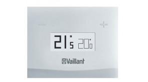 Кімнатний погодозалежний терморегулятор Vaillant eRelax для дистанційного управління через Інтернет